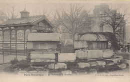 PARIS 12EME : Paris Historique  - Ruines De La Bastille - Paris (12)