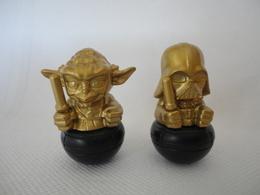 Rollinz Star Wars Starwars - 3D Gold - Esselunga - 2017 - Kinder & Diddl