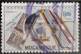 MOZAMBIQUE 1966 The 40th Anniversary Of Portuguese National Revolution. USADO - USED. - Mozambique