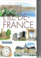 ATLAS-MICHELIN  L'ILE-DE-FRANCE - Géographie