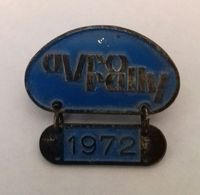Pin - AVRO Rally 1972 - Badges