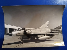 MIRAGE III 3  DASSAULT GAM PHOTO SERGE AUDIN RUE LETTELLIER 75015 PARS - Aviation