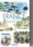 ATLAS-MICHELIN  LA FRANCE REGIONS DU SUD - Géographie