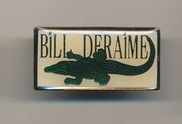 BILL DERAIME - Muziek