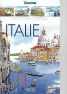 ATLAS-MICHELIN  ITALIE - Géographie