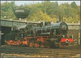 Deutschen Bundesbahn Dampf-Güterzug-Lokomotive 55 3345 - Reiju AK - Trains