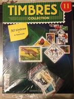 "Monde - Revue "" Timbres Collection "" N° 11 Avec 30 Timbres De Collection - Neuf Sous Blister - Timbres"