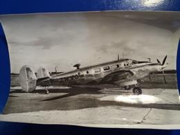 Beech Super 18 Code BA.69 Reçu Au GLAM à Villacoublay En 1955. - Aviation