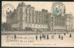 Façade Septentrionale Du Château - St. Germain En Laye (Château)