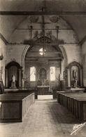 FERRIERES-HAUT-CLOCHER  Intérieur De L'Eglise. Carte Photo MARCO   2 Scans    TBE - France