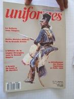 GAZU Revue Uniformologie Militaria GAZETTE DES UNIFORMES N°113   , Sommaire En Photo 2 , Format A4 ,valait Quand Même 30 - Uniforms