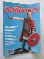 GAZU Revue Uniformologie Militaria GAZETTE DES UNIFORMES N°110   , Sommaire En Photo 2 , Format A4 ,valait Quand Même 30 - Uniforms
