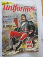 GAZU Revue Uniformologie Militaria GAZETTE DES UNIFORMES N°103   , Sommaire En Photo 2 , Format A4 ,valait Quand Même 30 - Uniforms