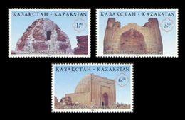 Kazakhstan 1996 Mih. 130/32 Architectural Monuments MNH ** - Kazachstan