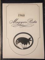 Hongrie - Magyar Posta - 1960 - Année Complète Avec Blocs Feuillet - Hongarije