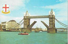 LONDON - Tower Bridge And Tower Hotel - London