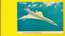 The British Airways Concorde Supersonic Jetliner - 1946-....: Modern Era