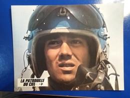 LA PATROUILLE DU CIEL PILOTE CASQUE - Aviation