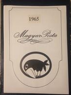 Hongrie - Magyar Posta - 1965 - Année Complète Avec Blocs Feuillet - Hongarije
