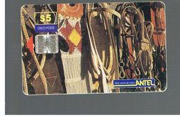 URUGUAY -   1999 CREOLE WEEK: ARNESES                 - USED  -  RIF. 10460 - Uruguay