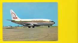 Boeing 737 De La Royal Air Maroc - 1946-....: Moderne