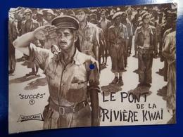 DISQUE LE PONT DE LA RIVIERE KWAI  MUSICARTE - Other Collections