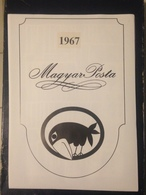 Hongrie - Magyar Posta - 1967 - Année Complète Avec Blocs Feuillet - Hongarije