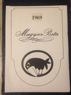 Hongrie - Magyar Posta - 1969 - Année Complète Avec Blocs Feuillet - Hongarije