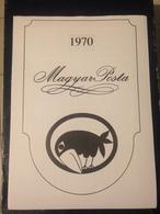 Hongrie - Magyar Posta - 1970 - Année Complète Avec Blocs Feuillet - Hongarije