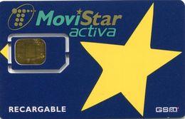 Spain - GSM, SIM Card, MoviStar Activa, Mint - Espagne