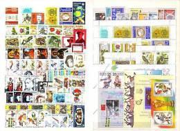 1989 Compl.-MNH Yvert-3228/3291+ P.A.-154 +5 P.Feuille + 6 BF 158/163 Bulgarie / Bulgaria - Volledig Jaar