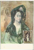 BARCELONA 1978 HOMENAJE A PICASSO  ARTE PINTURA - Picasso