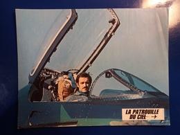 LA PATROUILLE DU CIEL AVION MILITAIRE - Aviation