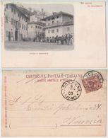 Socchieve - La Piazza - Italia