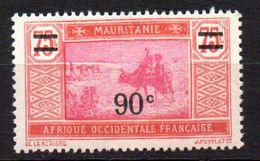 5/ Mauritanie N° 51 Neuf  XX MNH  Cote : 5,50 € - Nuevos