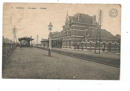 BEL.0085/ Couillet (Charleroi) - La Gare - Centre - Belgique