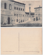 Siena - Ospedale E Palazzo Arcivescovile - Siena