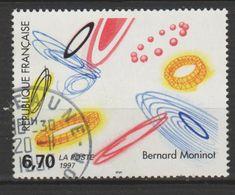 "FRANCE ,N°3050 "" BERNARD MONINOT "" - Modernos"