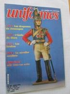 GAZU Revue Uniformologie Militaria GAZETTE DES UNIFORMES N°95  , Sommaire En Photo 2 , Format A4 ,valait Quand Même 30 - Divise