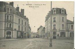 Rennes - Faubourg De Paris - Route De Cesson - Rennes
