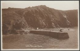 Mullion Cove, Cornwall, C.1930 - Stuart RP Postcard - England
