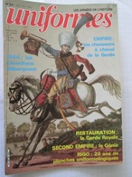 GA ZU Revue Uniformologie Militaria GAZETTE DES UNIFORMES N°84  , Sommaire En Photo 2 , Format A4 ,valait Quand Même 30 - Divise
