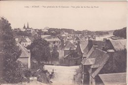 CPA  -  2409. AURAY - Vue Générale De ST GOUSTAN - Vue Prise De La Rue Du Pavé - Auray