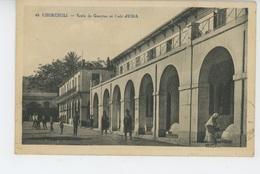 AFRIQUE - ALGERIE - CHERCHELL - Ecole De Garçons Et CAFÉ JUBA - Other Cities