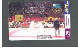URUGUAY -   1999 OLYMPIC SPORT: JUDO        - USED  -  RIF. 10461 - Uruguay