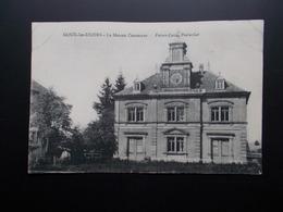 GOUX-LES-USIERS La Maison Commune Années 1905/20 - Francia