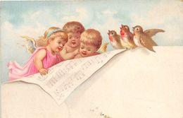 Chromo - Anges - Oiseaux - Sonstige