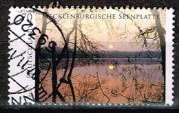 Bund 2017, Michel# 3341 O Serie Wildes Deutschland: Meckl. Seenplatte - BRD