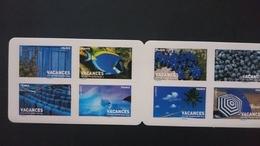 TIMBRE POUR VACANCES 2007  - BC 4037 - Y&T 4037 4038 4039 4040 4041 4042 4043 4044 4045 4046 - Carnets