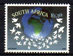 AFRIQUE DU SUD. N°1123 De 2000. Année Mondiale De La Paix. - Afrique Du Sud (1961-...)